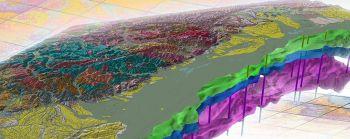 Espace thématique : Géologie harmonisée